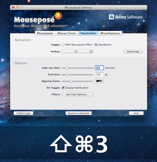 Mousepose 3
