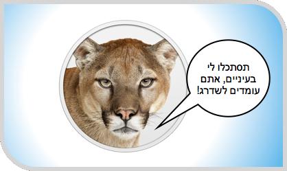 M lion working