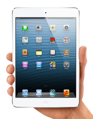 2012 ipadmini home hero