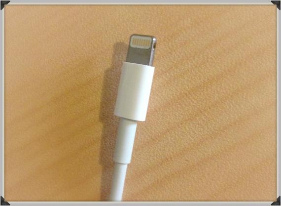 Lightning iphone5