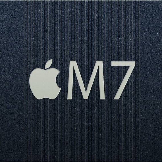 Apple M7 chip s2