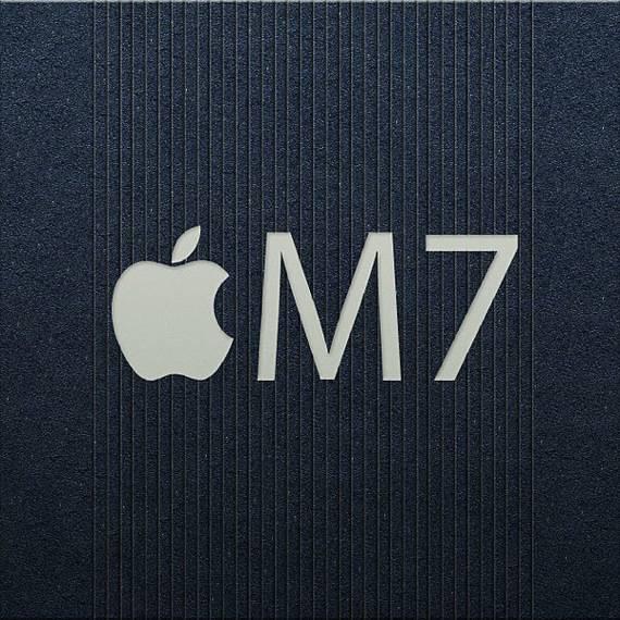 Apple M7 chip s2