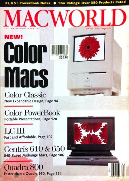 Macworld mag