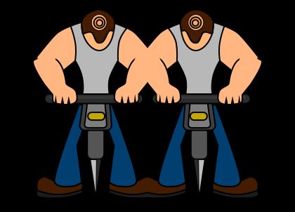 Drill twins
