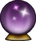 אמוג׳י: כדור בדולח