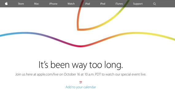 Apple event 2014 live