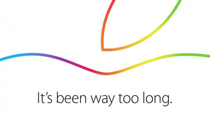 Apple event oct 2014