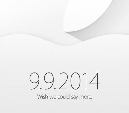 Appleevent 2014