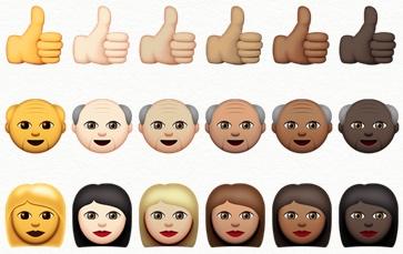 Emoji skin demo