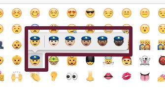 Emoji skin osx