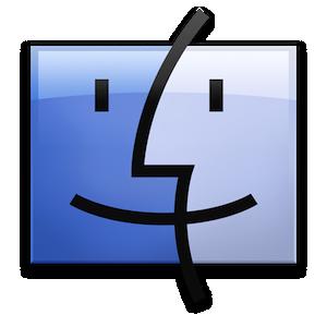 Finder logo ss