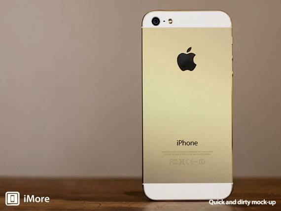 Gold iphone 5s mockup imore fixedss