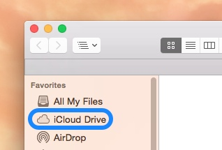 ICloudDrive winshort