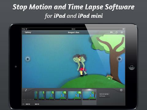 Istopmotionipad