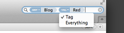 Mavericks search tag