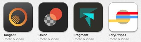 Pixie apps