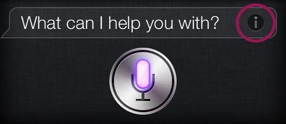 Siri info