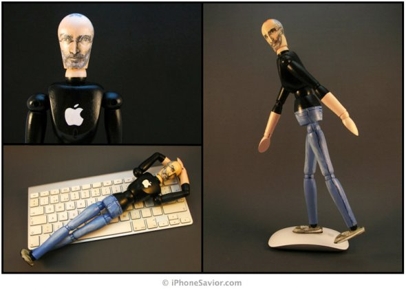 Steve jobs is such a doll