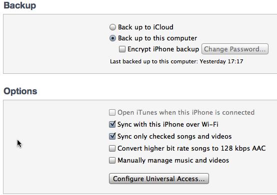 Backup wifi 11