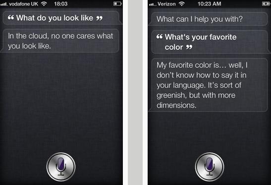 Siri personality 11